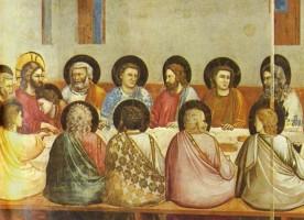 Тайная вечеря – тоже суд, который ученики должны пройти