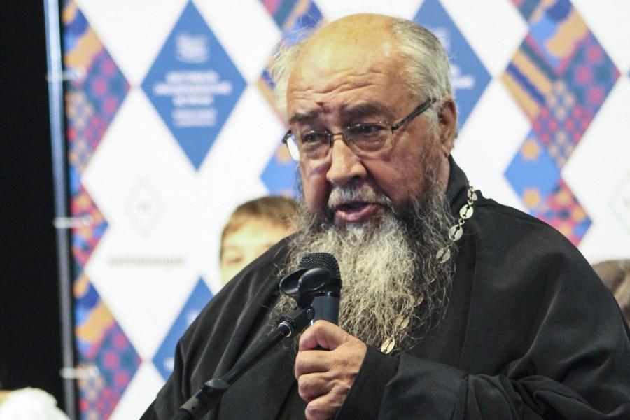 Священник Георгий Ганцелевич