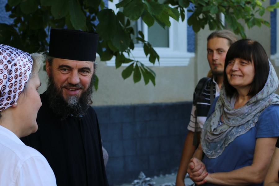 Архимандрит Паисий (Чекан). Ново-Нямецкий монастырь
