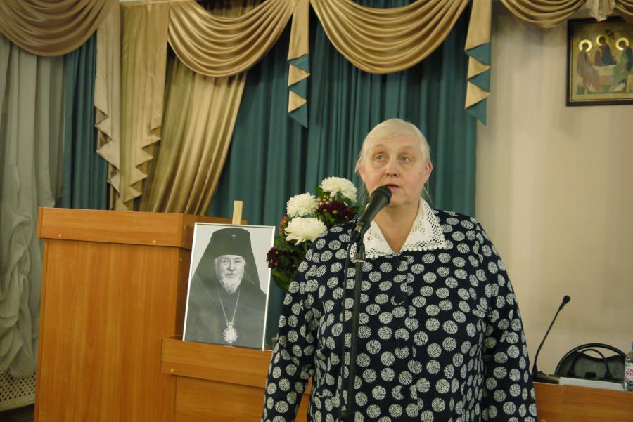 Декан факультета религиоведения СФИ Маргарита Шилкина