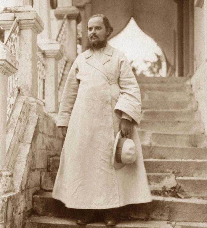 Священник Сергий Мечёв