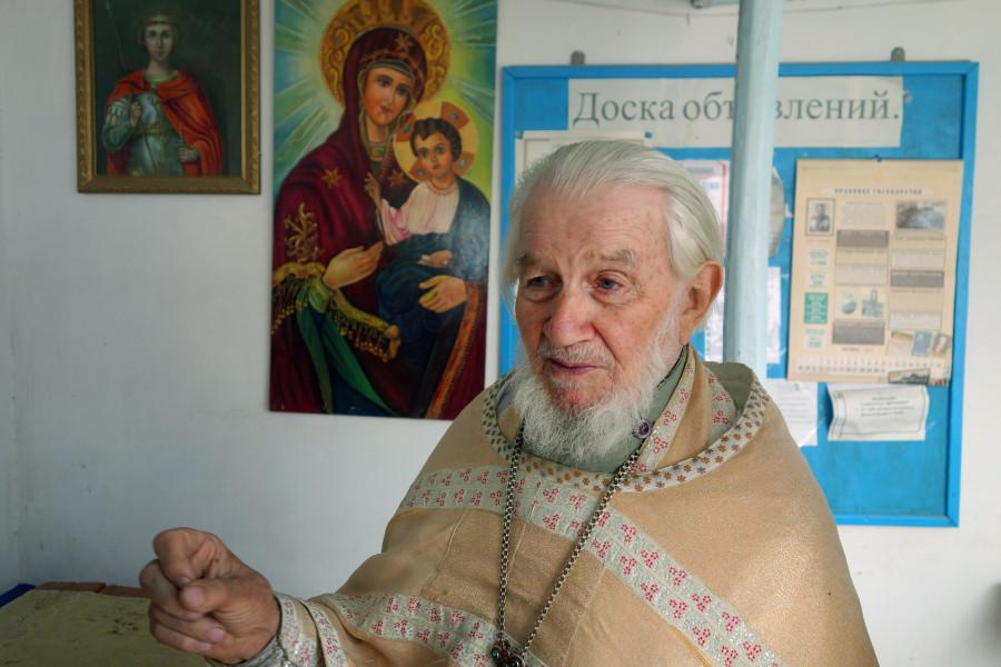 Протоиерей Димитрий Козулин