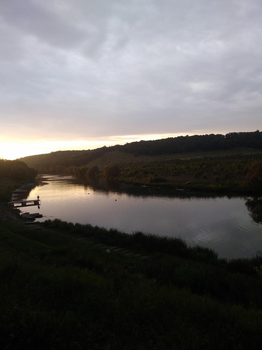 Река Красивая Меча, Тульская область