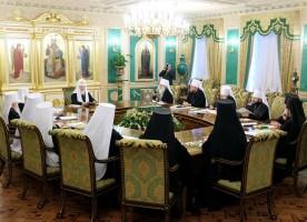 Заявление Священного Синода Русской Православной Церкви от 8 сентября 2018 года