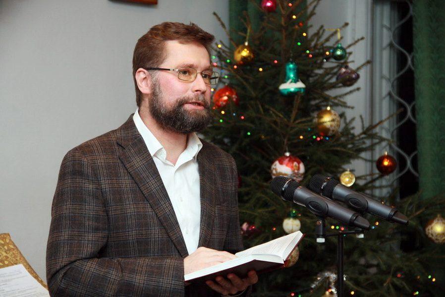 Проректор СФИ Дмитрий Гасак
