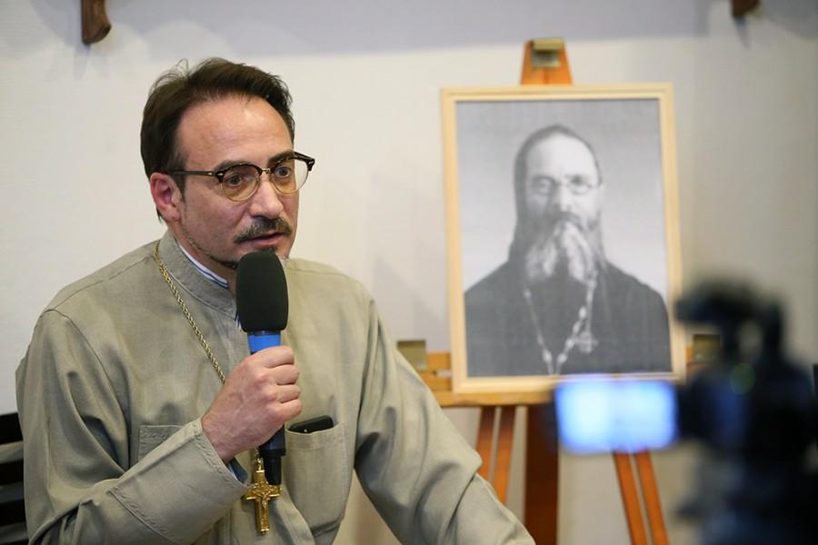 Протоиерей Владислав Шмидт