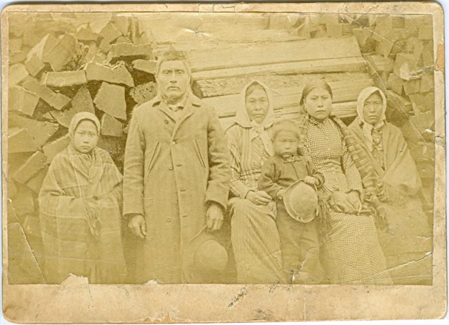 Коренные жители Аляски