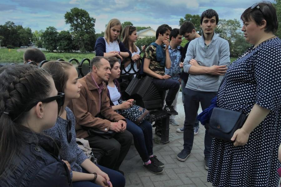 Встреча с Юрием Тузовым
