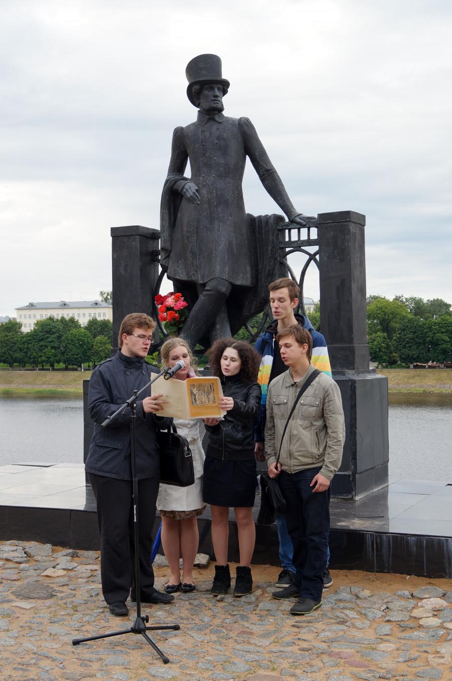 Студенты и выпускники Тверского музыкального колледжа