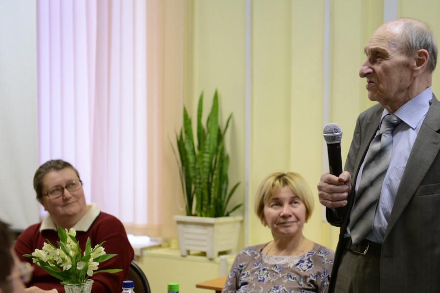Светлана Чукавина, Ольга Борисова, С.М. Шик