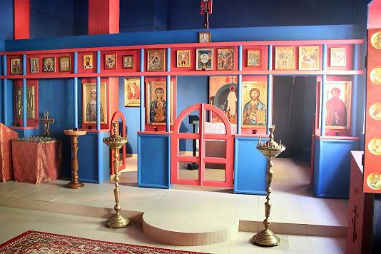 Храм во имя сщмч Григория Перадзе