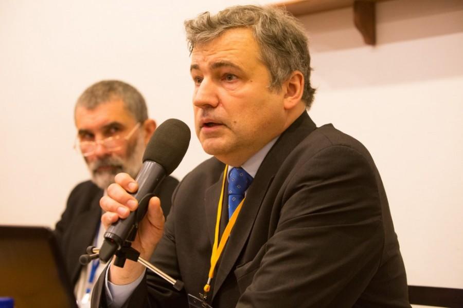 Александр Сергеевич Лавров, профессор Университета Париж-Сорбонна