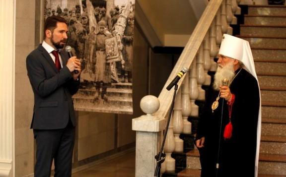 Первый совместный проект Ташкентской епархии и Культурно-просветительского фонда ...