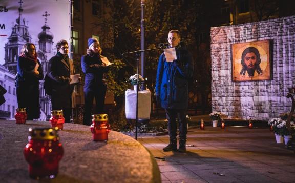 «Молитва памяти» на улицах наших городов