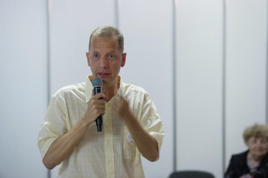 Жан-Франсуа Тири, директор Культурного центра «Покровские ворота»