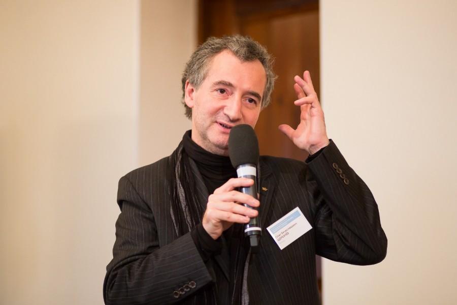 Олег Щербачёв. Фото: Марина Злуницина