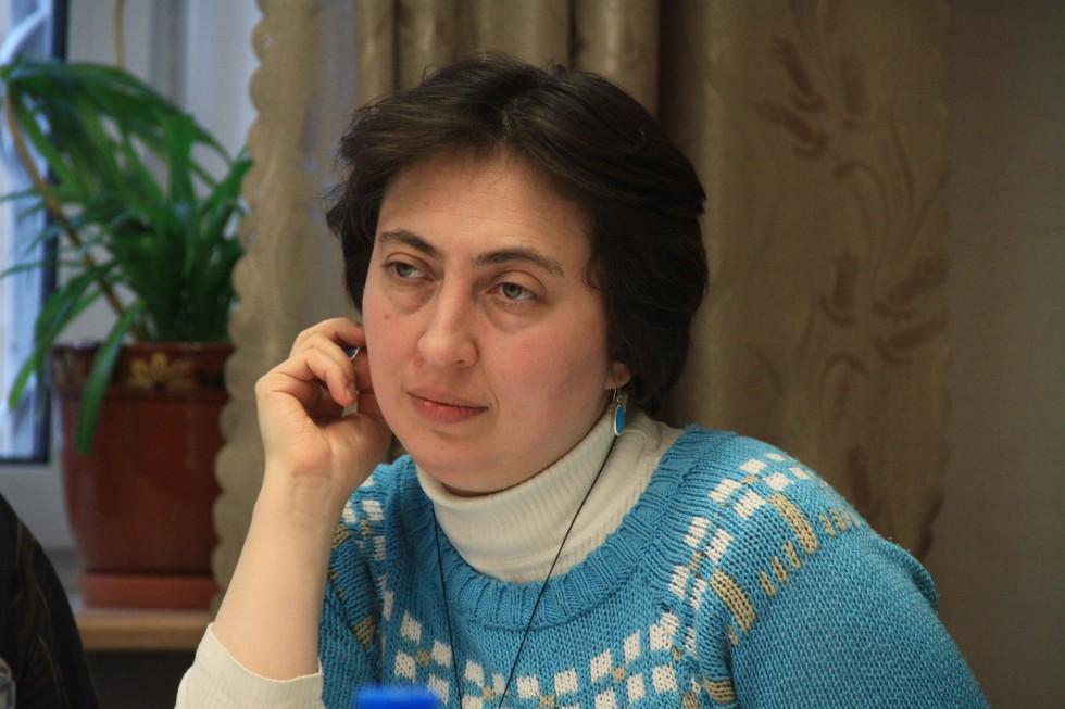 Анна Алиева, кандидат социологических наук, преподаватель кафедры религиоведения СФИ