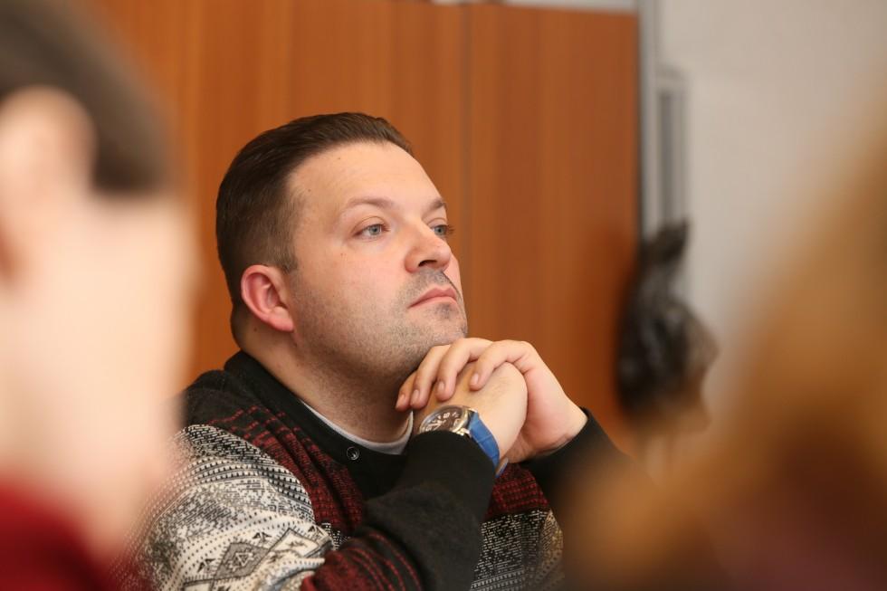 Иван Грибков, кандидат исторических наук