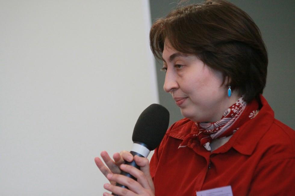 Анна Алиева, старший преподаватель СФИ