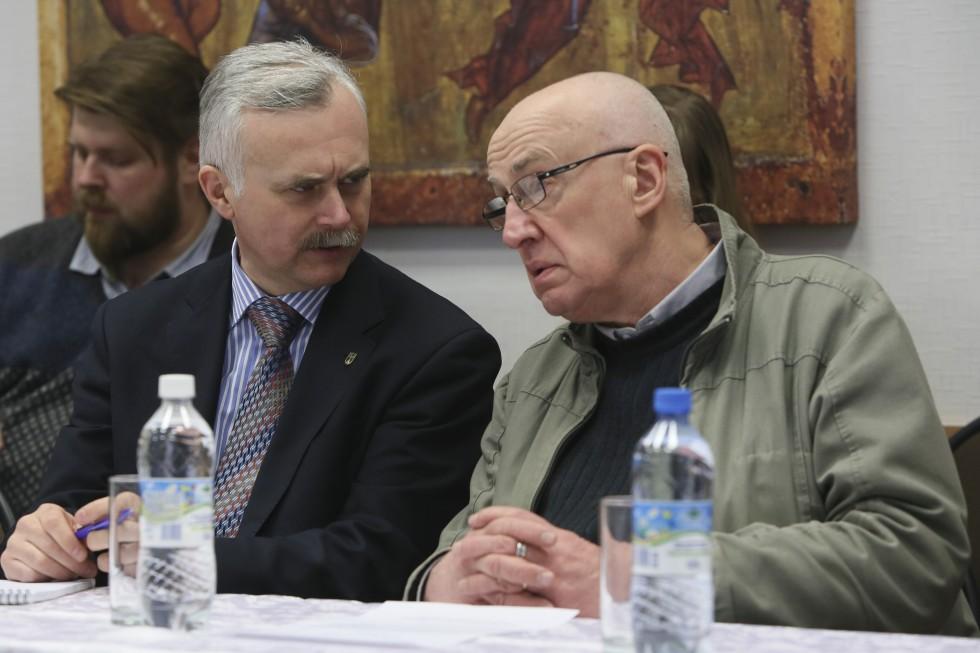 Сергей Трофимов, Андрей Игнатьев