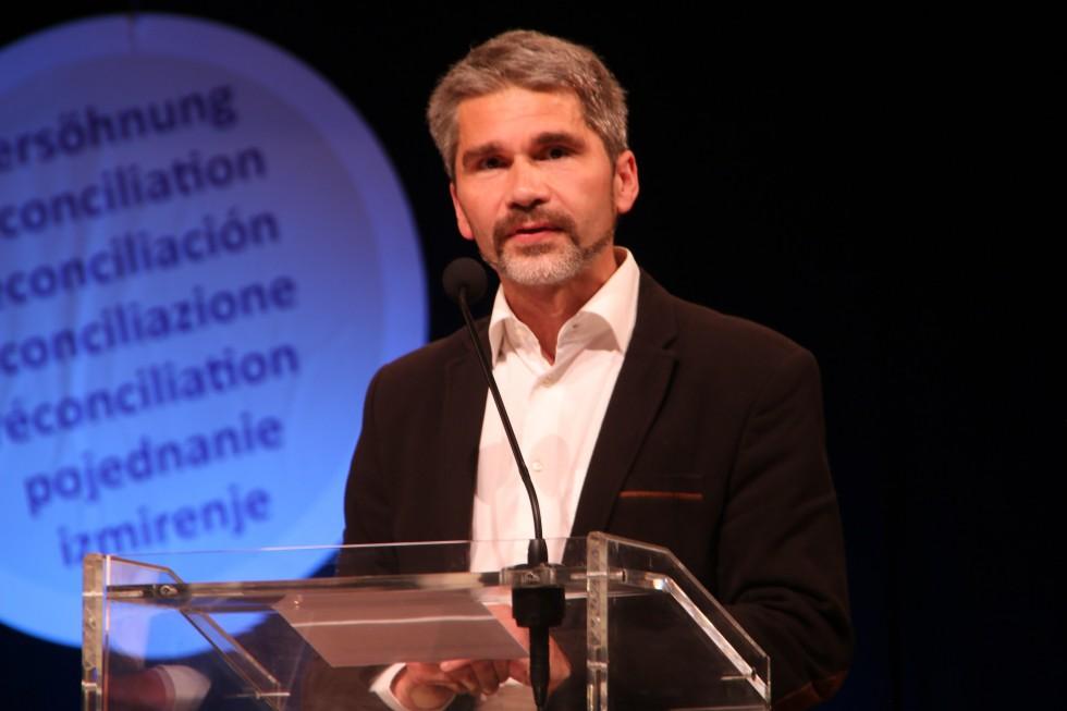 Майкл Хохшильд, социолог, профессор исследовательского института Time-Lab (Париж)