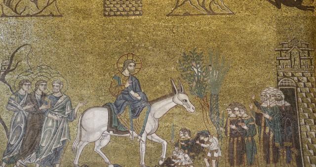 Христос открывает нам вход в Горний Иерусалим