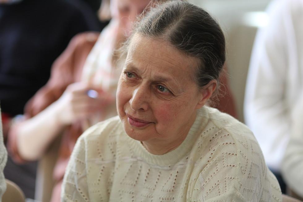 Людмила Комиссарова, руководитель Научно-методического центра по миссии и катехизации при СФИ
