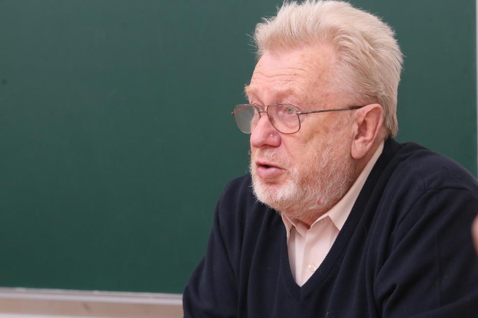 Доктор философских наук Игорь Чубайс