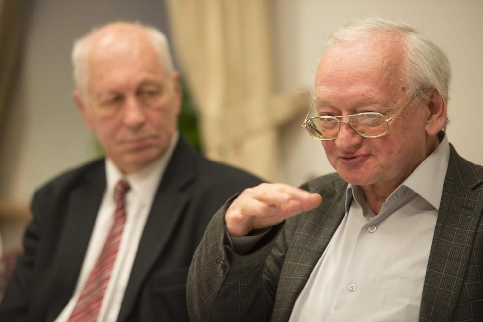 Академик Алексей Старобинский, доктор физико-математических наук, главный научный сотрудник Института теоретической физики имени Ландау РАН
