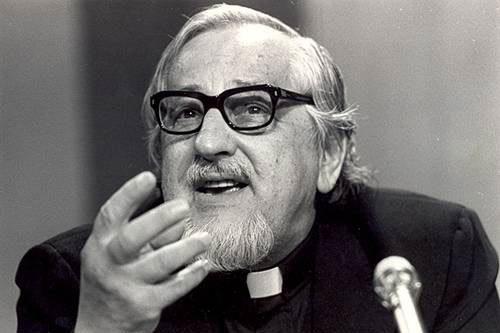 Отец Виталий Боровой на VII Ассамблее ВСЦ в Ванкувере, 1983 год