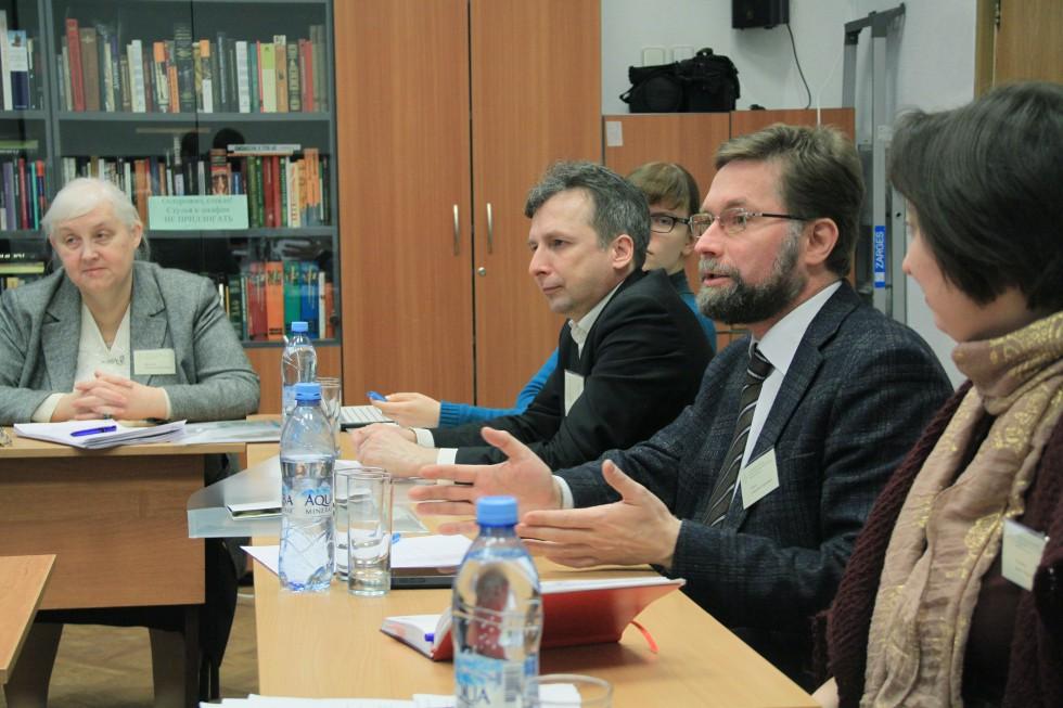 Дмитрий Сергеевич Гасак, первый проректор СФИ