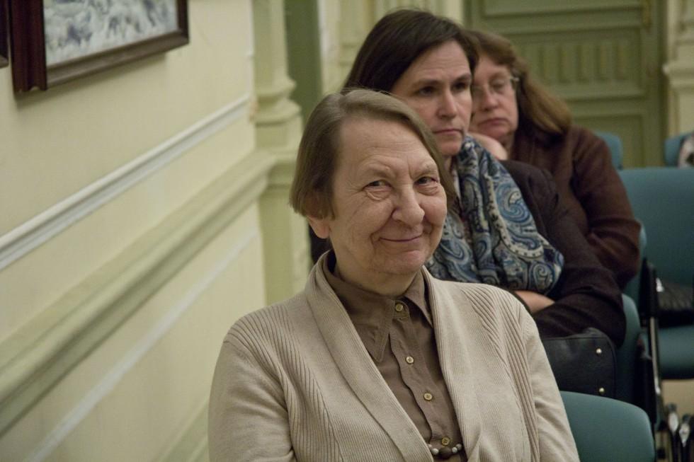 Елена Майданович,переводчик и издатель трудов митрополита Сурожского Антония