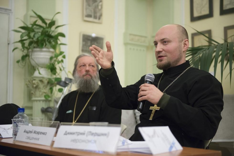 Проректор Кузбасской духовной семинарии священник Андрей Мояренко