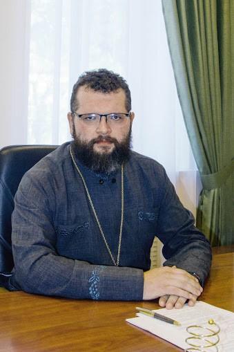 Протоиерей Максим Кокарев