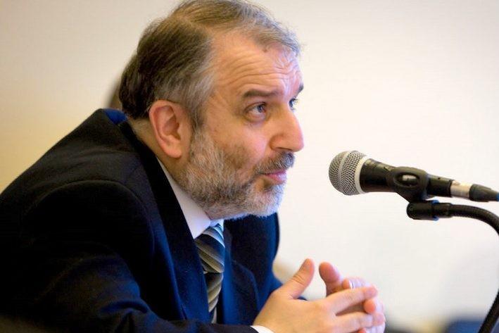Давид Гзгзян, заведующий кафедрой богословских дисциплин и литургики СФИ, член Межсоборного присутствия РПЦ