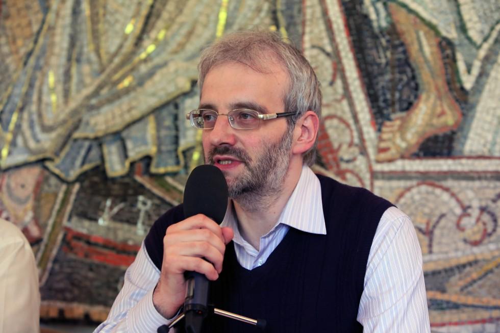 Глеб Ястребов, заведующий кафедрой Священного писания и библейских дисциплин СФИ