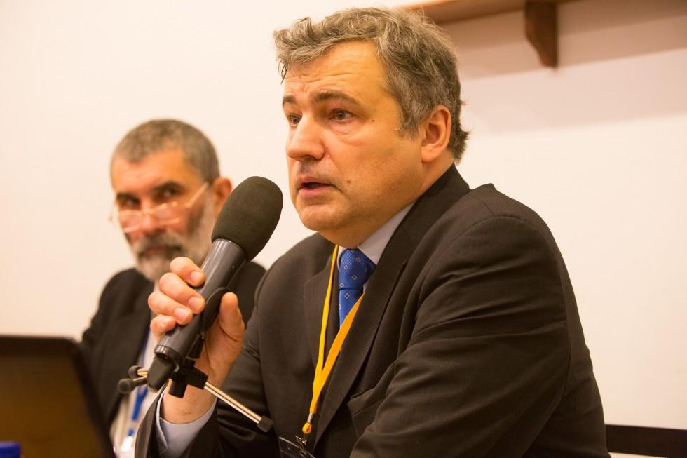 АлександрСергеевичЛавров, профессорУниверситета Париж-Сорбонна