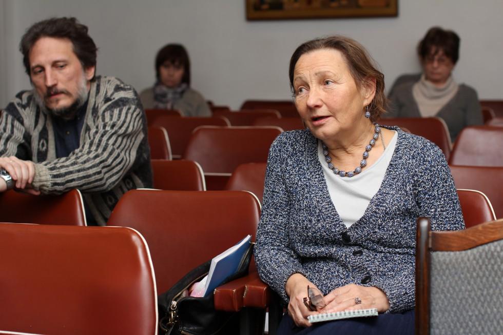 Татьяна Панченко, кандидат философских наук, доцент