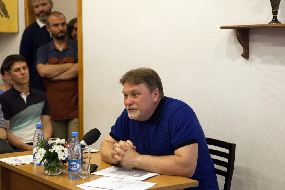 Доктор исторических наук Алексей Мазуров