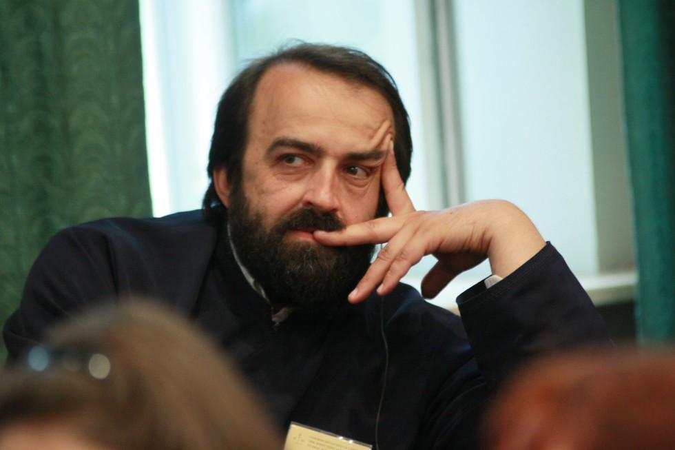 Священник Сорин Василе Добре