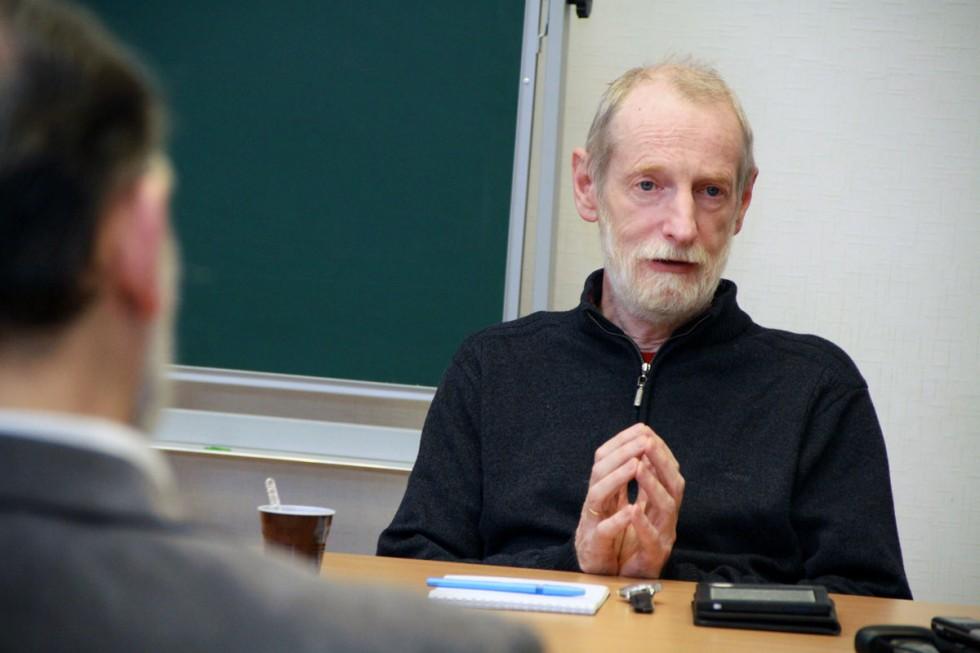 Заведующий кафедрой философии