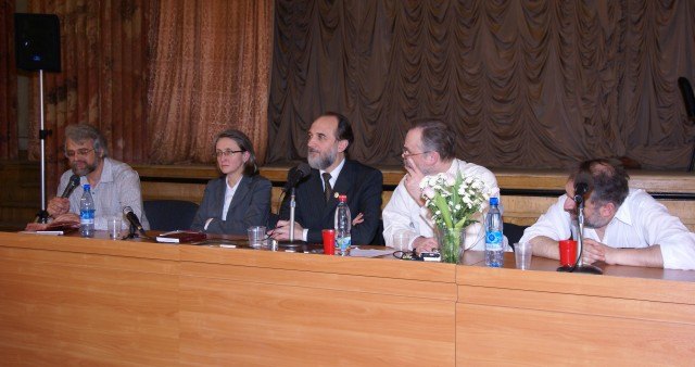 Состоялась презентация четвёртого и пятого томов серии «Православное богослужение»