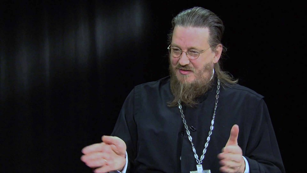 Archpriest John Behr, Dean of St. Vladimir's Orthodox Theological Seminary (New York)