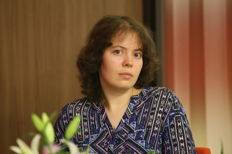 Виктория Мерзлякова