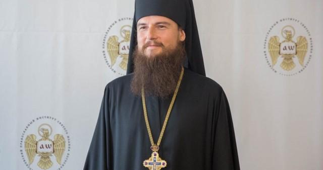 Приветствие игумена Петра (Еремеева), ректора РПУ
