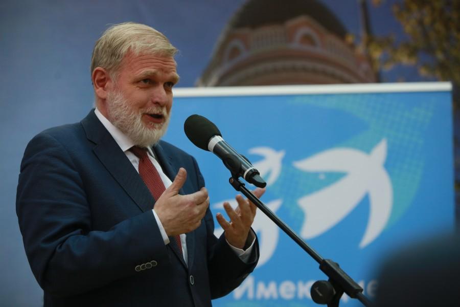 Сергей Самыгин