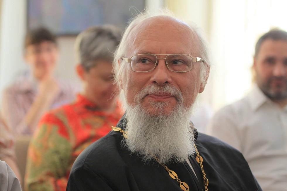 Священник Игорь Киреев