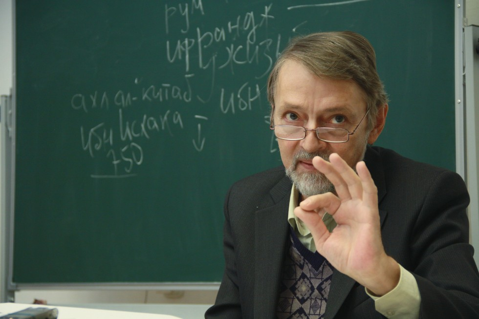 "Alexey Zhuravsky, course lecturer for ""Christian-Islamic Dialogue"""