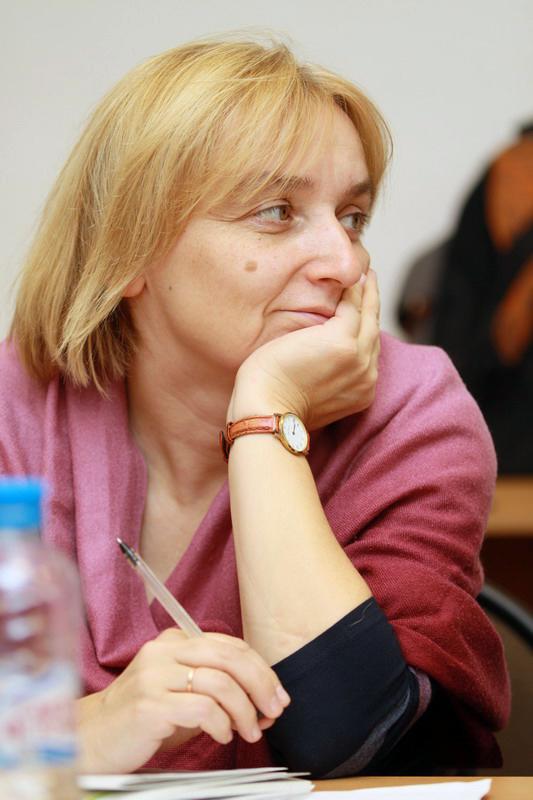 старший преподаватель СФИ Федор Козырев