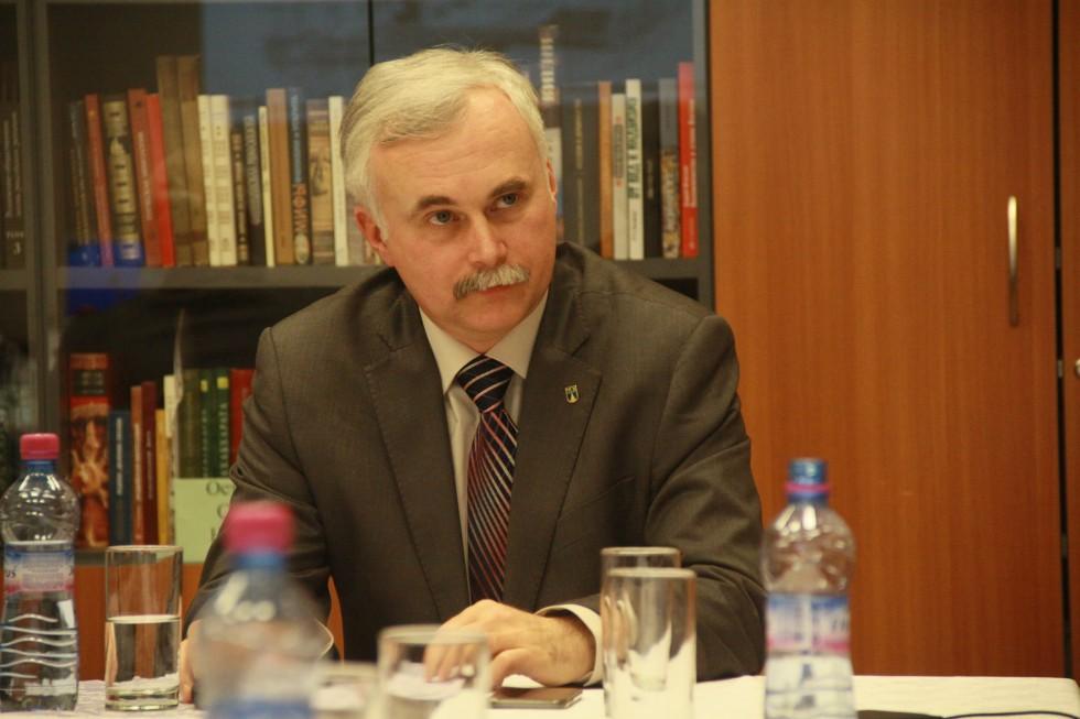 Сергей Трофимов, заместитель декана социологического факультета МГУ